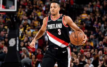 40 punti di McCollum, Bucks sconfitti a Portland