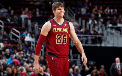 Mercato NBA: Korver saluta i Cavs e torna a Utah