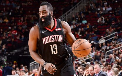 Houston batte un colpo e supera Portland