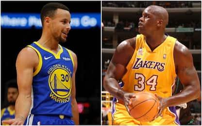 """Shaq: """"I miei Lakers più forti degli Warriors"""""""