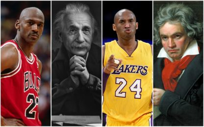 "Durant: ""MJ&Kobe due geni come Einstein&Beethoven"""