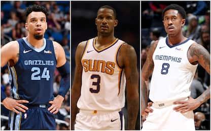Suns e Memphis sbagliano Brooks, salta lo scambio