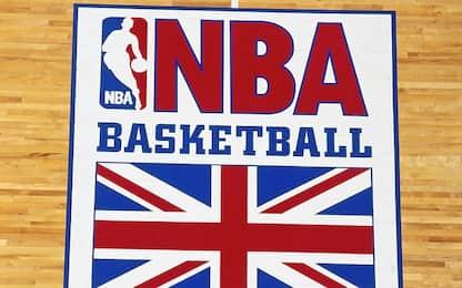 NBA London Game: tutto quello che c'è da sapere