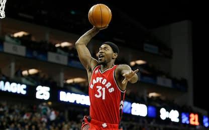 Le cinque migliori giocate degli NBA London Games