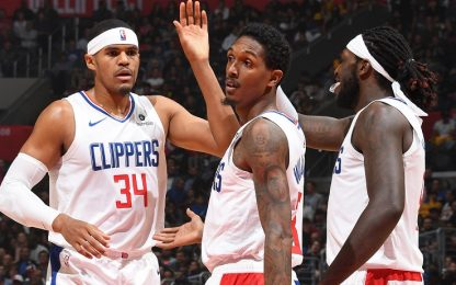 NBA Sundays: Clippers, sfida playoff con i Kings