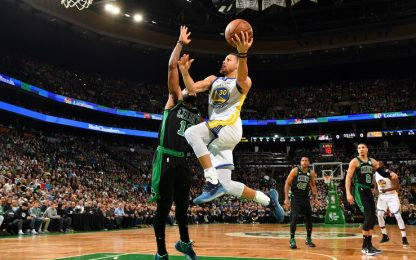 Warriors forza 10: Celtics ko in casa dopo un mese