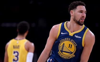 Mercato NBA: Lakers, se arrivasse anche Thompson?