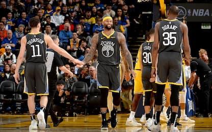 LeBron non c'è, i Lakers perdono con gli Warriors