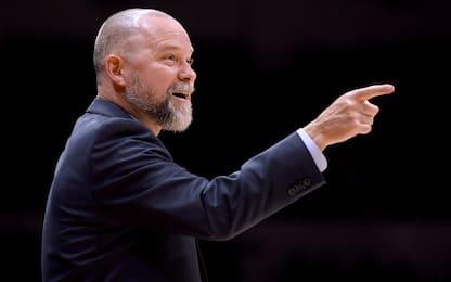 ASG: Malone sarà il coach della squadra di LeBron