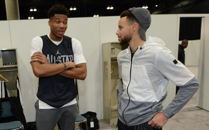 La strategia di Antetokounmpo per l'All-Star Game