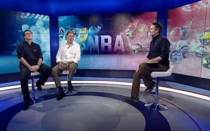 NBA, Basket Room: focus sugli scambi di mercato