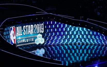 La magia dell'All-Star Game NBA LIVE su Sky