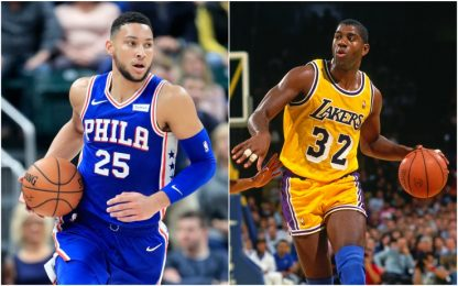 "Magic: ""Ben Simmons mi ha chiesto un incontro"""