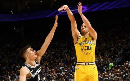 Golden State rischia con i Kings, super Marjanovic