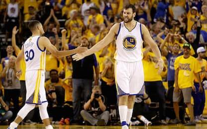 Bogut torna in NBA: lo aspettano gli Warriors