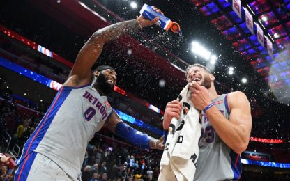 Detroit, un mese super: nessuno meglio dei Pistons