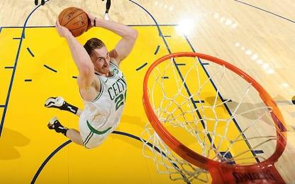 Boston umilia Golden State, con Kerr mai così male