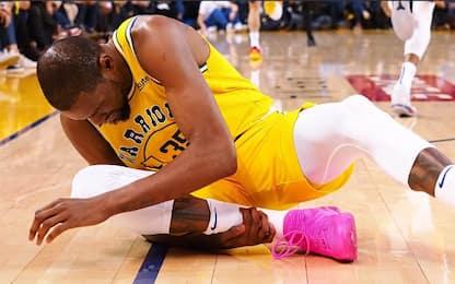 Golden State e Durant ko in casa contro Phoenix