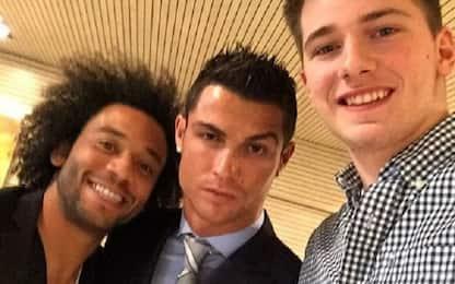 Ronaldo fa il fenomeno, Doncic resta senza parole