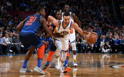 Curry dice 33, OKC umiliata, vincono Jazz&Wizards