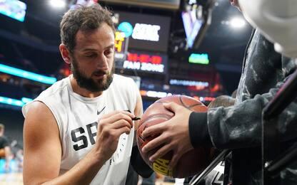 Belinelli: gli Spurs, i playoff NBA, la nazionale