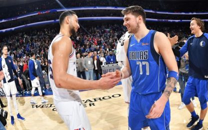 """Simmons sceglie il suo erede: """"Doncic top rookie"""""""