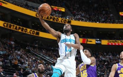 Pistons, Nets, Heat, Magic e Hornets: tutte ko