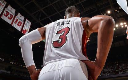 """Il mio Wade: """"Dava l'idea di poter sempre vincere"""""""