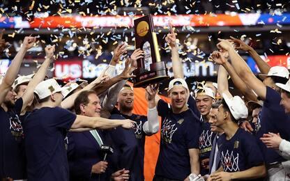 Virginia campione NCAA, ko Moretti da 15 punti
