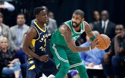 Playoff NBA: Boston-Indiana oggi in streaming