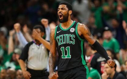 Crollo Pacers nel 2° tempo Boston vince in rimonta