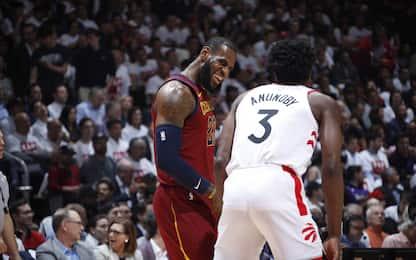 La maledizione di Gara-1 dei Toronto Raptors
