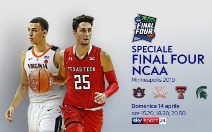 Final Four NCAA: lo speciale in onda su SkySport24