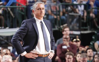 I Phoenix Suns hanno licenziato Igor Kokoskov