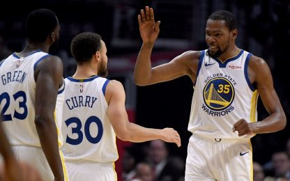 "Steve Kerr incorona Durant: ""È l'arma totale"""
