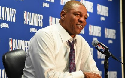 "Rivers: ""Clippers come Boston 2008 senza All-Star"""