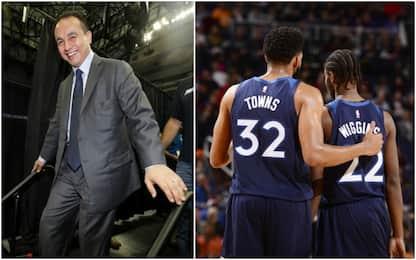 Minnesota assume Rosas, primo dirigente NBA latino