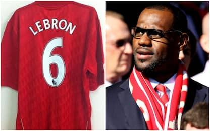 La rimonta del Liverpool conquista LeBron e Kerr