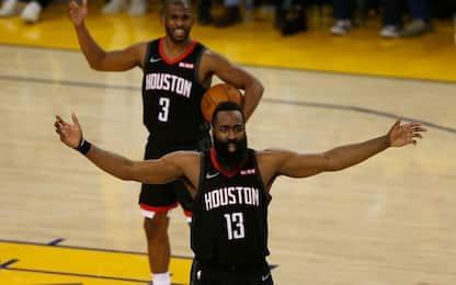 Houston&Harden: l'occasione sprecata nel 4° quarto