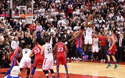 I canestri sulla sirena decisivi nei playoff NBA
