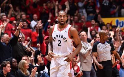 Raptors-Bucks, che sfida! Toronto passa dopo 2 OT