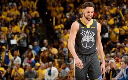 Thompson, niente All-NBA: sfumano così 31 milioni
