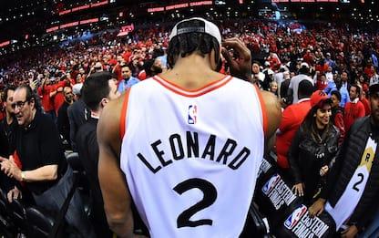 I Raptors hanno già vinto la scommessa Leonard