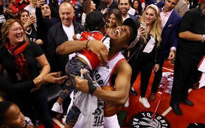 La rivincita di Lowry, da perdente alle finali NBA