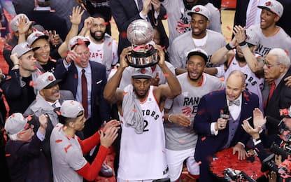 Toronto nella storia: batte Milwaukee, è finale