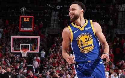 Finals: Warriors super favoriti per i bookmaker