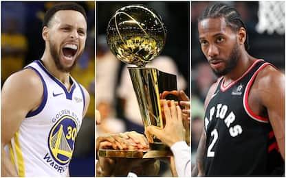 Finals NBA in streaming alle 3 su skysport.it