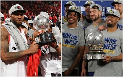 Finals NBA: guida alla sfida Toronto-Golden State
