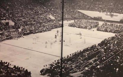 Tutte le prime volte del basket a Toronto