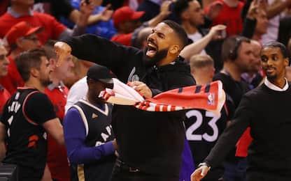 Drake esagitato, la NBA parla con i Raptors